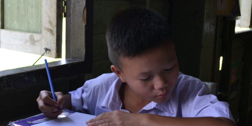 Teaching English Classes (Thailand)
