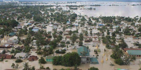 Devastating Flooding (Myanmar)