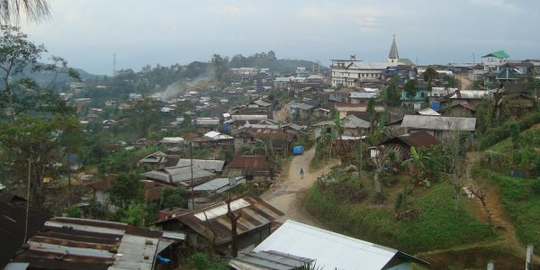 Evangelism in Nagaland (Northeast India)