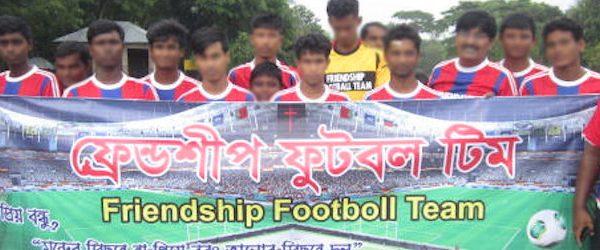 Friendship football team