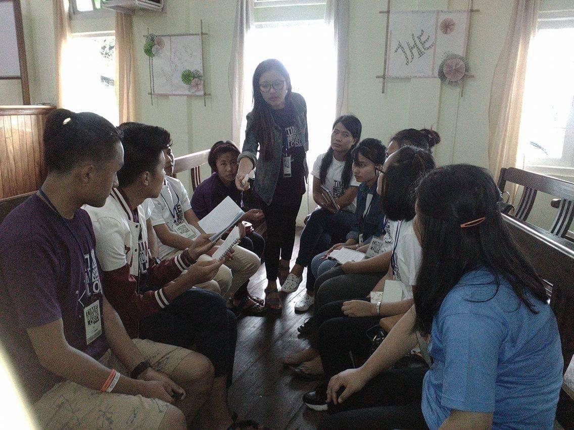 Athina teaching
