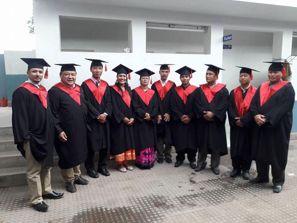 Koinonia Leadership Network grads