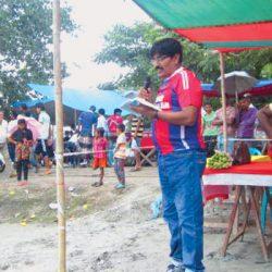 Pastor Swapan Mondal