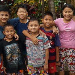 Meet the orphanage kids