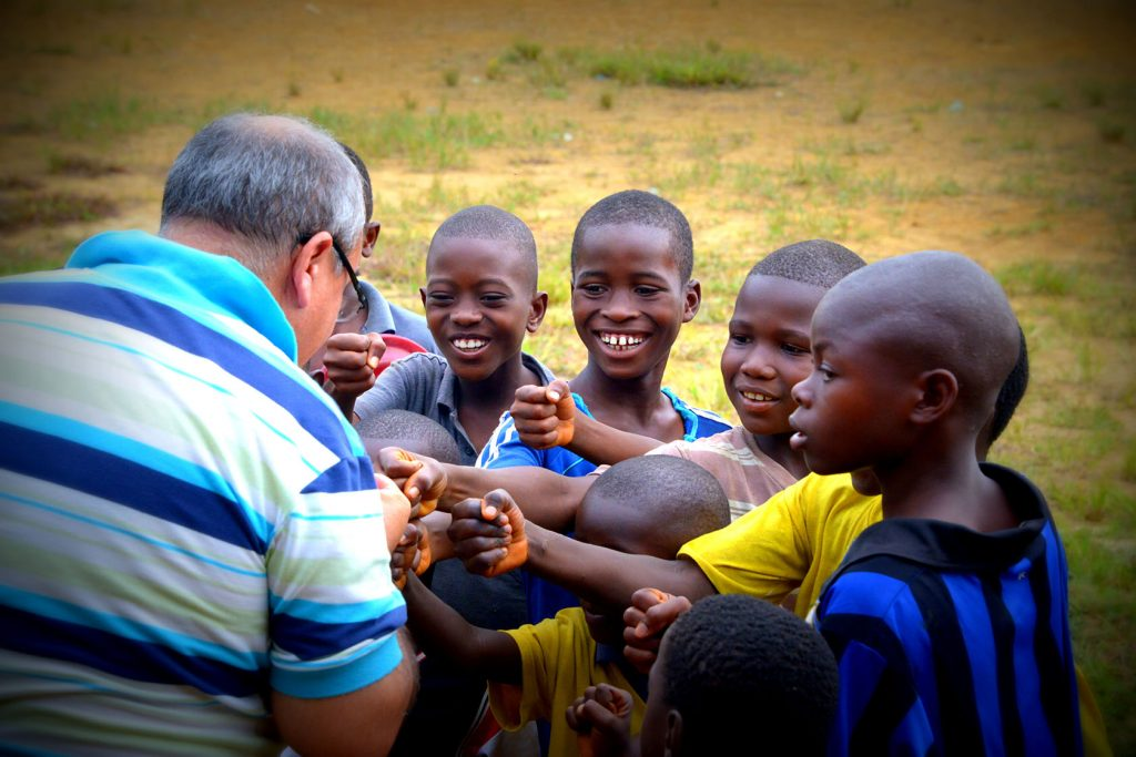 Next generation of Liberians