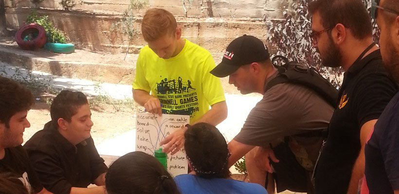 Encounters with Jesus at Youth Camp