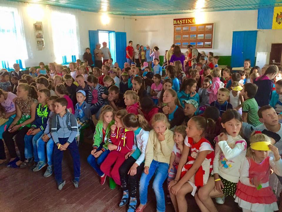 Moldova Camp