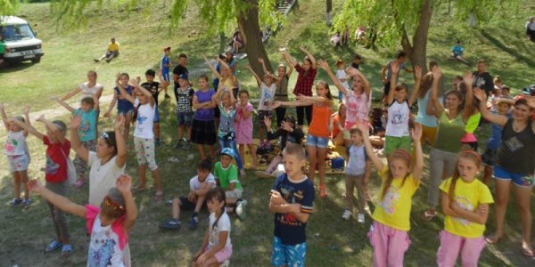 Moldova youth camp
