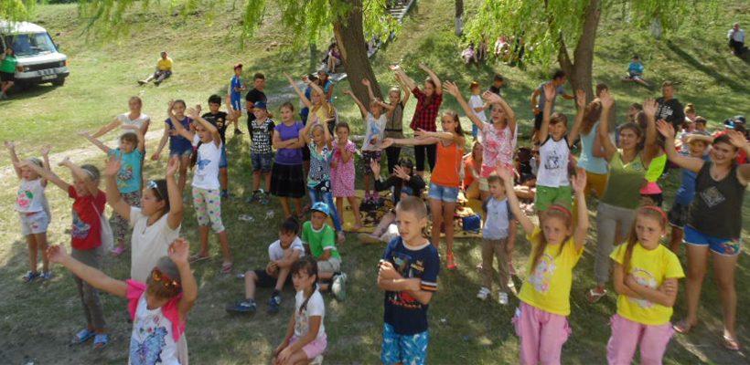 Moldova youth camp