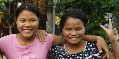 Orphanage girls get saved
