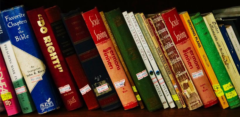 Bible literature library