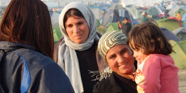 Caring for Refugees (Bosnia)