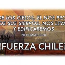 Adelphos sign for Chile fires