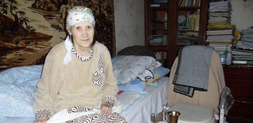 Needy in Moldova