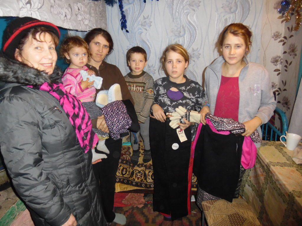 Orphans in Moldova