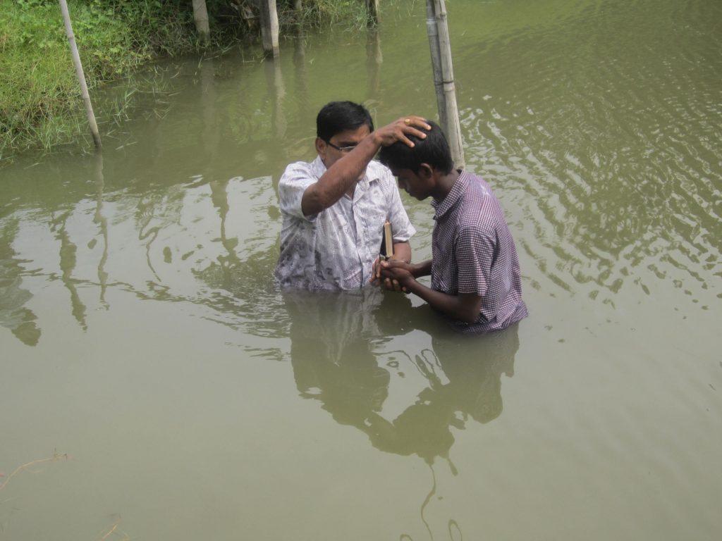 Sosi baptism
