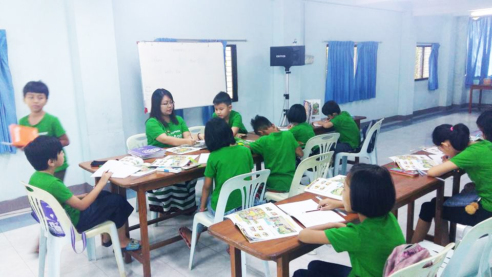 Summer school learning