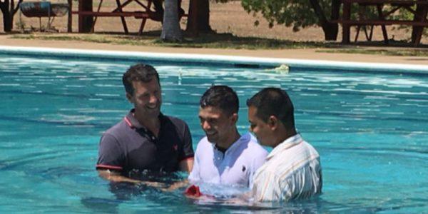 Baptisms oh my