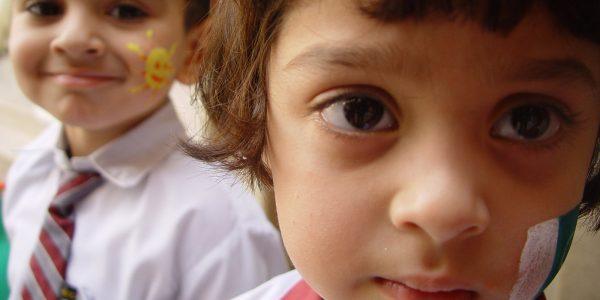 Sponsoring Kids for School (Middle East)