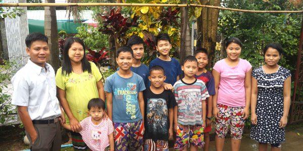 Hope Children's Orphanage (Yangon, Myanmar)
