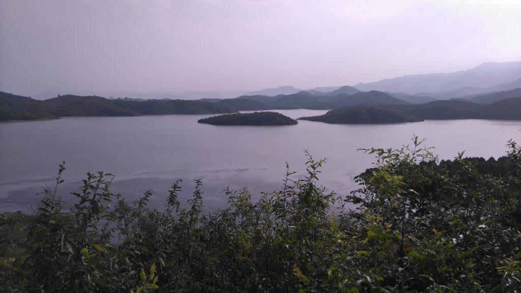 Engedi camp island