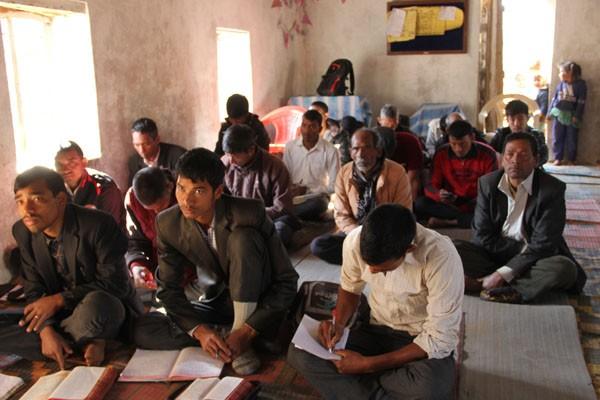 training pastors