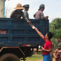 Least evangelized division of Myanmar