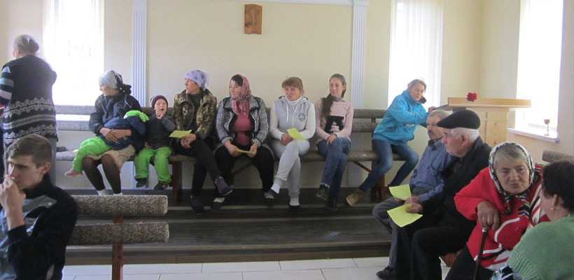 Medical missions in Moldova