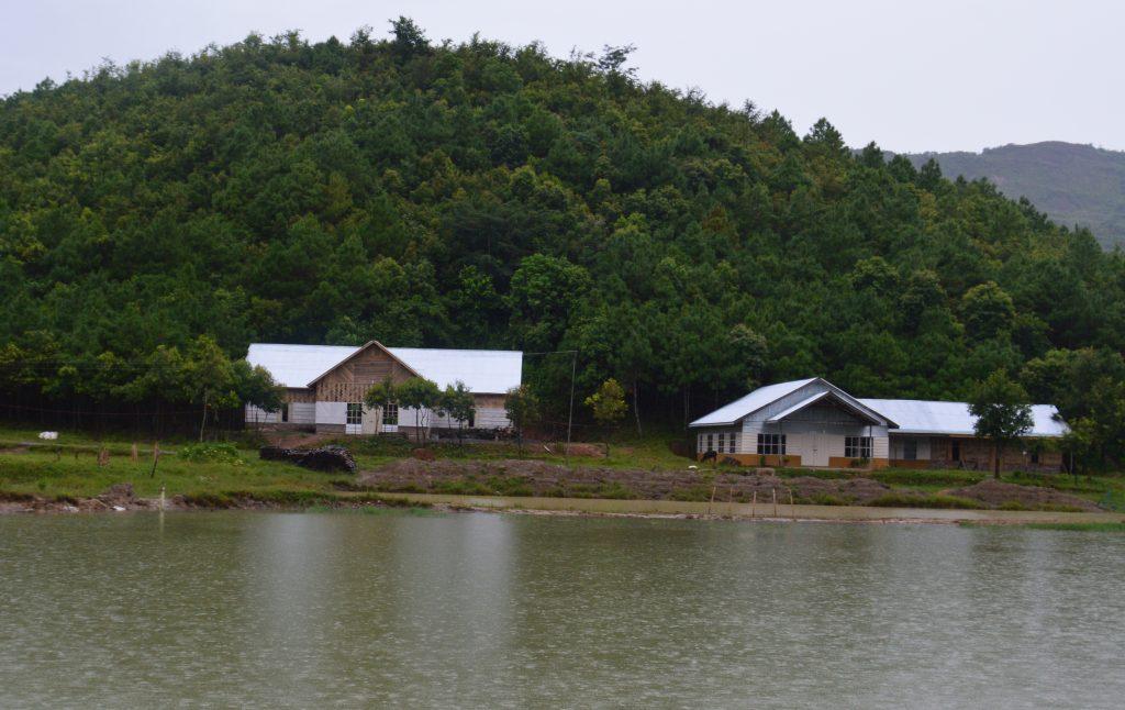 Two halls at Engedi