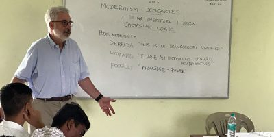 Visiting professors