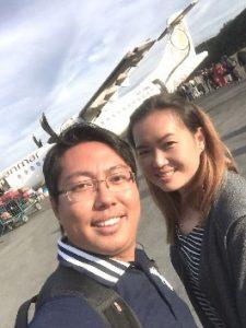Sangpi and KhongNin