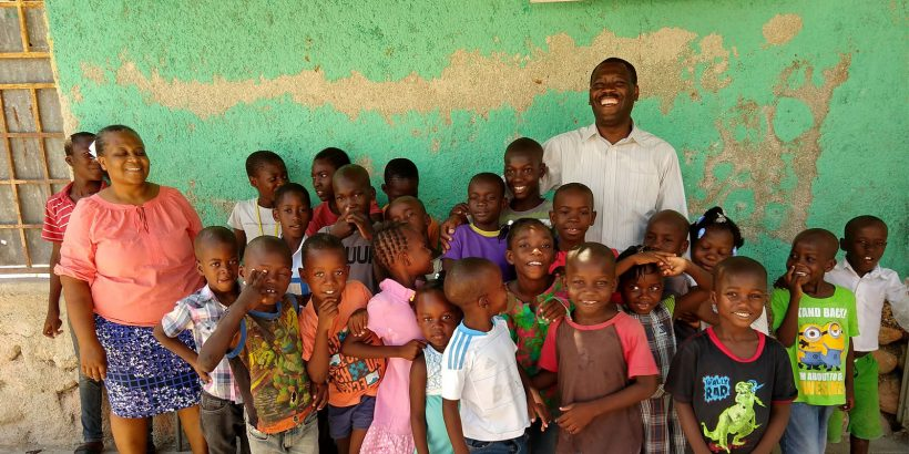 My Father's House Orphanage (Haiti)