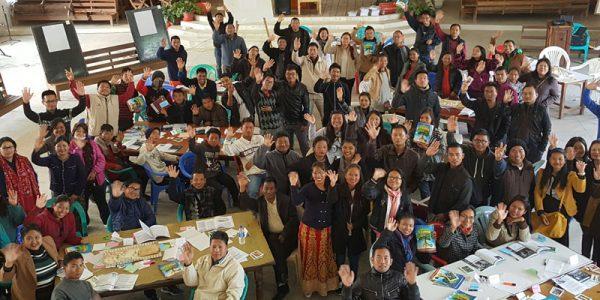 Nagaland training