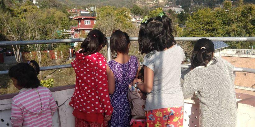 The Apple of God's Eyes (Nepal)