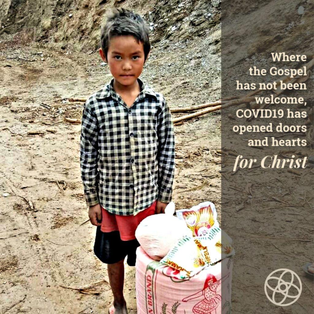 COVID19 Invitation for Jesus