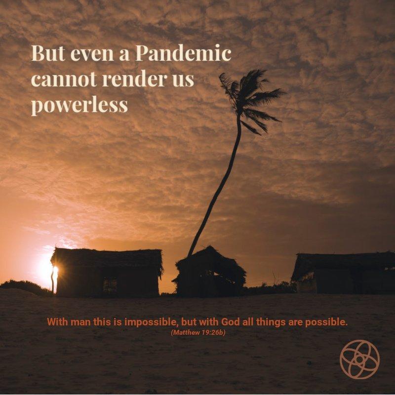 Pandemic powerless