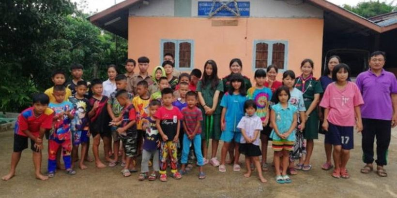hill tribe ministry in thailand
