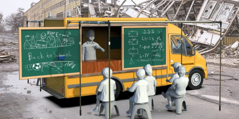 vision for a mobile school