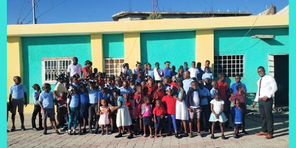 Haiti School Means Hope